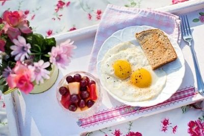 ארוחת בוקר מאוזנת